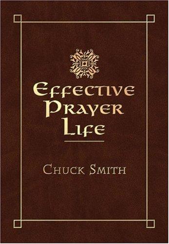 Effective Prayer Life: Gift Journal pdf epub