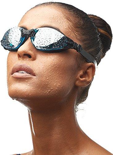 Swimming Goggles, Swim Goggles – Unique EVA Swim Goggles Case – Anti Glare & Anti-Fog, UV Protection - for Adult Men Women Kids Toddler