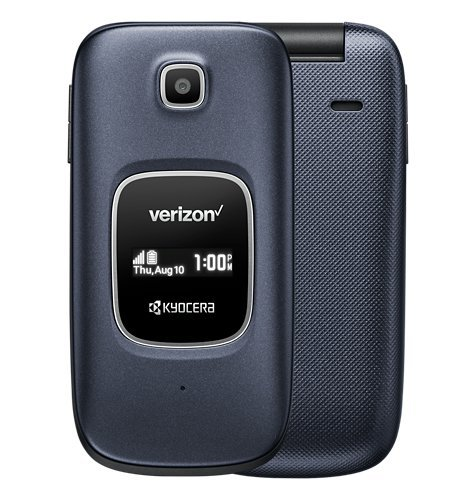 Kyocera Cadence S2720 (Verizon) (Blue) (Renewed)