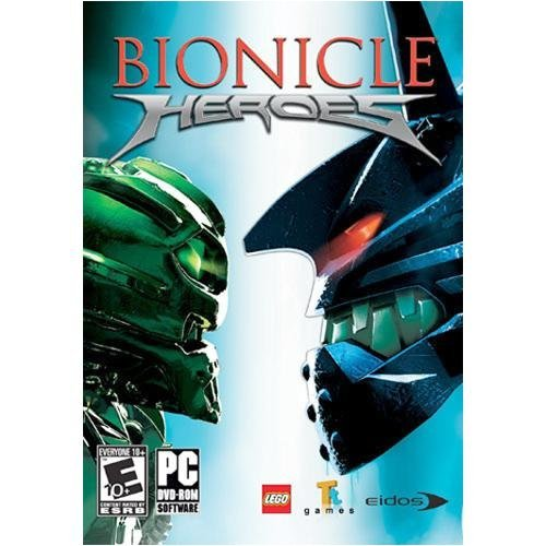 Kids Bionicle - Bionicle Heroes - PC