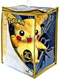 Pokemon 8-Inch 20th Anniversary Special Edition Pikachu Waving Plush Toy