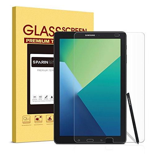 SPARIN Galaxy Tab A 10.1 Screen Protector, SM-P580, S Pen Co