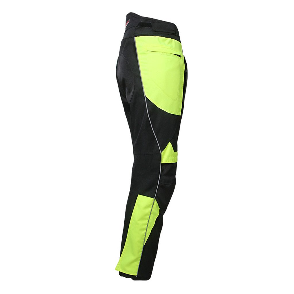 Jade Men's Sports Off-Road Motorcycle Cycling Racing Pants Trousers by Jade Onlines (Image #6)