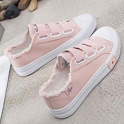 NAYDX Women canvas shoes fashion hook