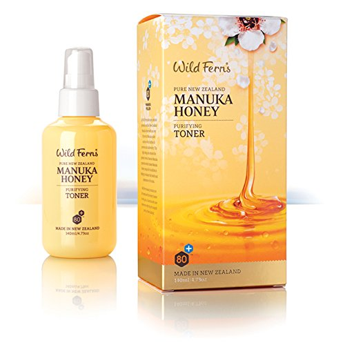 Wild Ferns Manuka Honey Purifying Toner