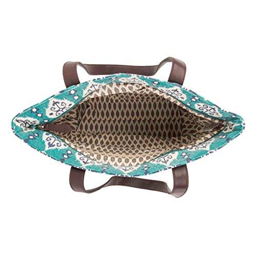lanai vanilla color outlet lanai shoulder tote by bella taylor wwwarcdorgbr