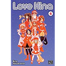 Love Hina T06 (French Edition)