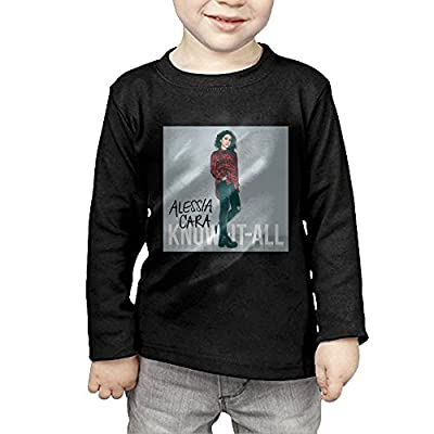 Alessia Cara Know-It-All Little Boys Classic Tee