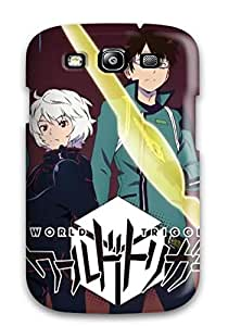 Brand New S3 Defender Case For Galaxy World Trigger Episode 11