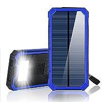 Solar Charger 15000mAh, Ayyie Solar Powe...
