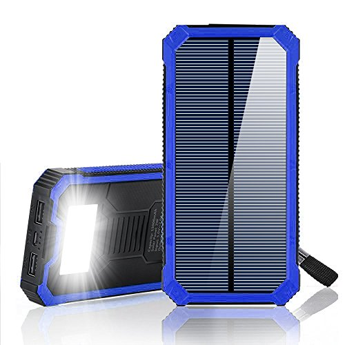 Solar Portable Power Pack - 2