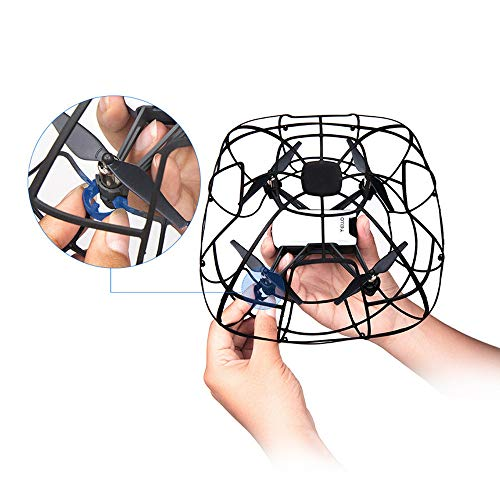 Ktyssp for DJI Tello Drone Accessory PGY New Protective Cage Propeller Guard Accessories Professional ()