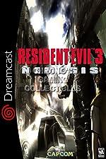 "Dreamcast CGC Huge Poster Glossy Finish - Resident Evil 3 Nemesis- Sega DC - SDC087 (24"" x 36"" (61cm x 91.5cm))"