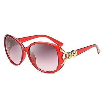YFFSS Envoltura polarizada para Mujeres Gafas de Sol ...