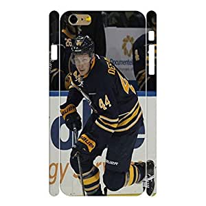 Luxurious Personalized Physical Game Hockey Player Action Shot Phone Accessories for Iphone 6 Plus Case - 5.5 Inch wangjiang maoyi
