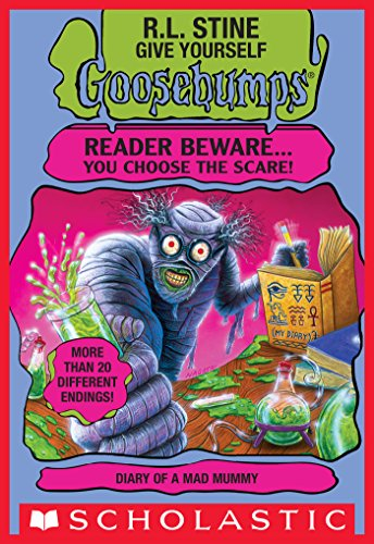 Give yourself goosebumps diary of a mad mummy kindle edition by give yourself goosebumps diary of a mad mummy by stine rl fandeluxe Images