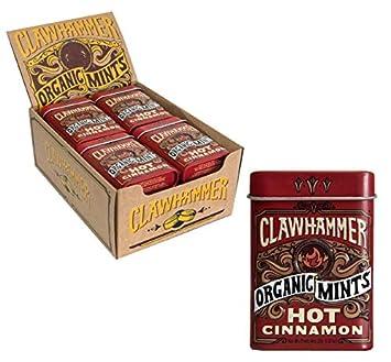 Clawhammer – Cenador de mentas orgánicas – Estuche completo ...