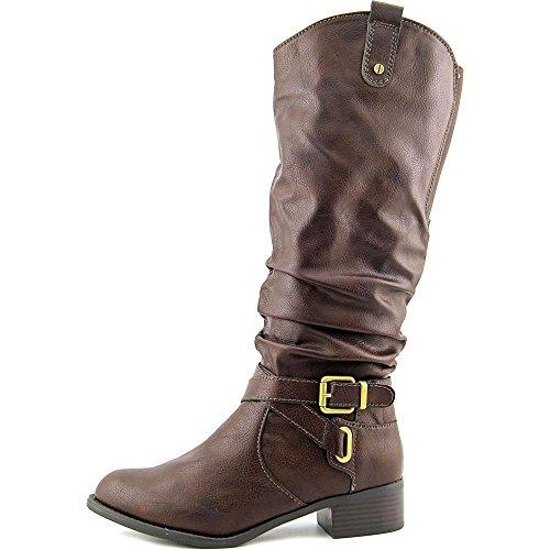 Mootsies Tootsies Kvinna Hastighets Boot Mörkbrun