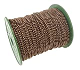 CleverDelights Ball Chain Spool - 330 Feet - Antique Copper Color - 2.4mm Ball - #3 Size - 100 Meters