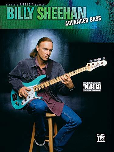 - Billy Sheehan: Advanced Bass (Alfred's Artist Series)