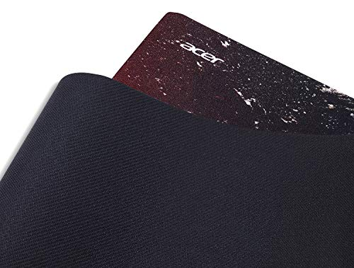 Acer Nitro Mousepad – Durable Design to Offer Precision Tracking and Excellent Control, Black (NMP810)