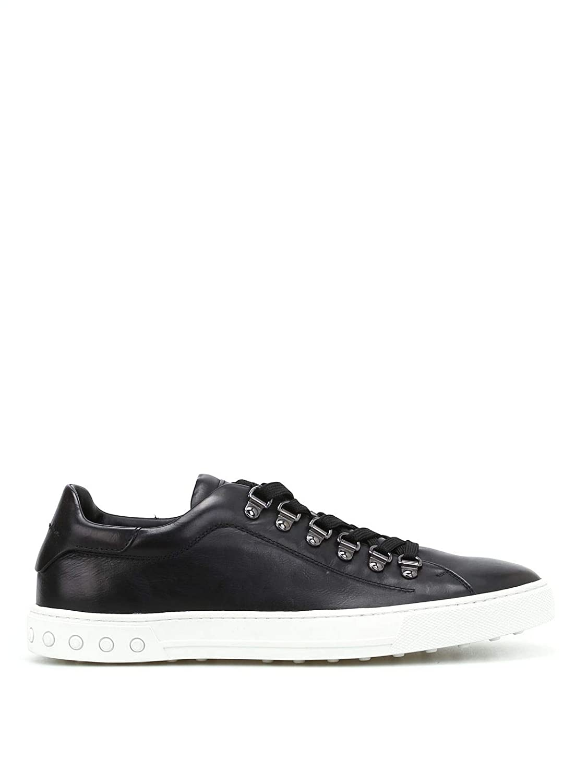 - - Tod's Luxury Fashion Herren XXM0XY0U080DVR9999 Schwarz Turnschuhe   Jahreszeit Permanent  Alle Waren sind Specials