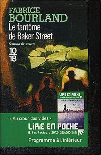 Le fantôme de Baker Street: 1 (Grands détectives) (French Edition)