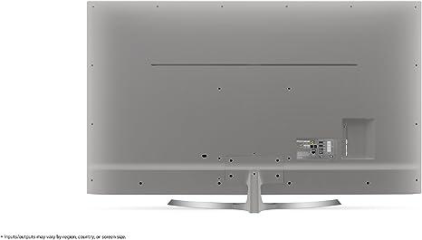 LG 55SJ810V - TV LED SuperUHD con Nanocells de 55 Pulgadas (Active HDR con Dolby Vision, Sonido Harman Kardon, webOS 3.5): Amazon.es: Electrónica