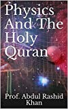 img - for Physics and the Holy Quran book / textbook / text book