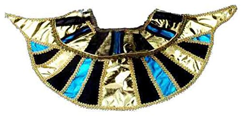 [Forum Novelties Incredible Character Egyptian Costume Collar] (Pharaoh Headdress)