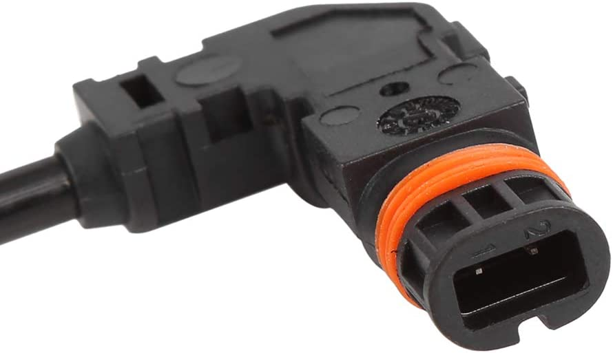 X AUTOHAUX Car ABS Wheel Speed Sensor for Mercedes-Benz GL320 350 1645400917