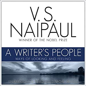 A Writer's People Audiobook
