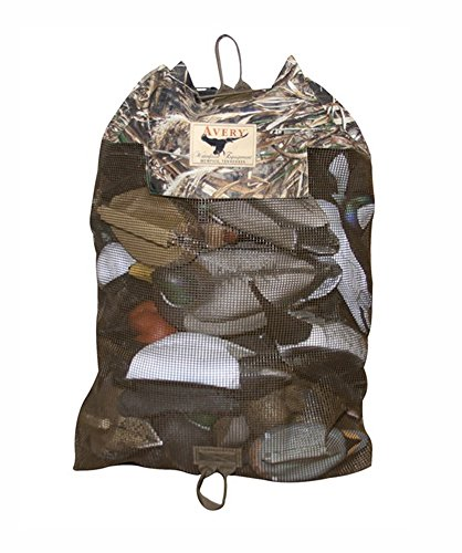 Vinyl Waist Cinch - Avery Tan Floating Decoy Bag (00141)