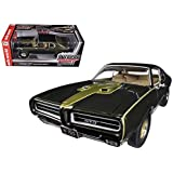 Autoworld AMM1042 1969 Pontiac GTO Royal Bobcat Royal Pontiac Limited to 1250 Piece 1-18 Diecast Car