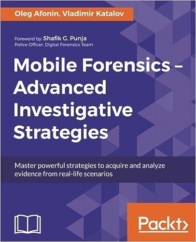 Mobile Forensics Advanced