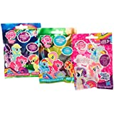 My Little Pony Friendship is Magic Wave 10 Rainbow Diamond, Wave 11 Breezie Butterfly and Wave 12 Cutie Mark Magic Surprise Blind Bag Mystery Pack (1 of Each)