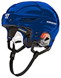 Warrior PX3H5 Ice Hockey Players Helmet, Royal, Small