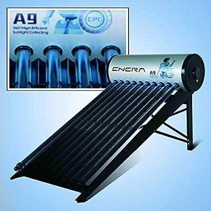 Calentador de agua solar precio mexico