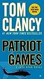 Patriot Games (A Jack Ryan Novel) by Clancy, Tom (2013) Mass Market Paperback