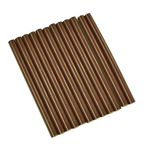 GlueSticksDirect Brown Milk Chocolate Colored Glue Stick mini X 4
