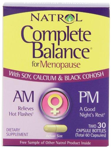 Natrol Complete Balance Formula Menopause