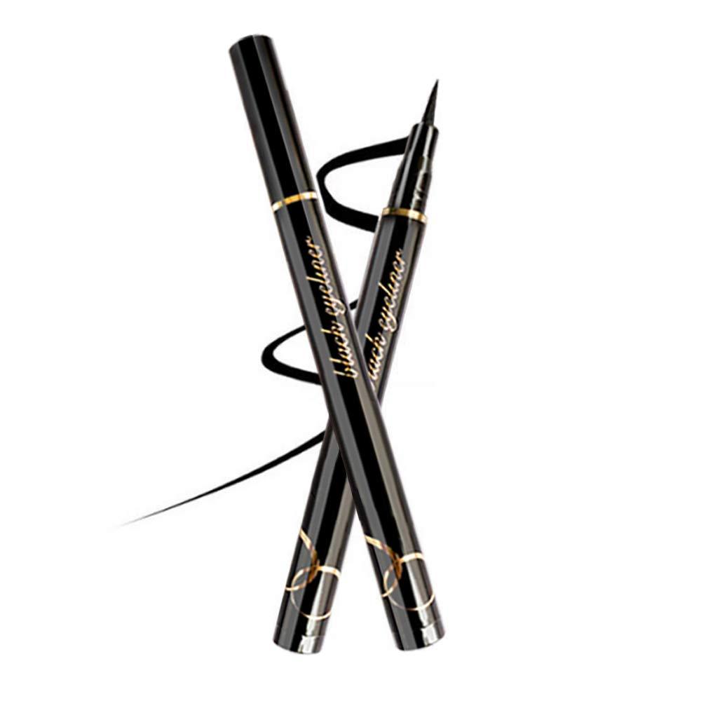 atongm.lucy Eyeliner 24H Long Lasting Sweat, Waterproof Eyeliner pen dark for women, girls (1 pack black)