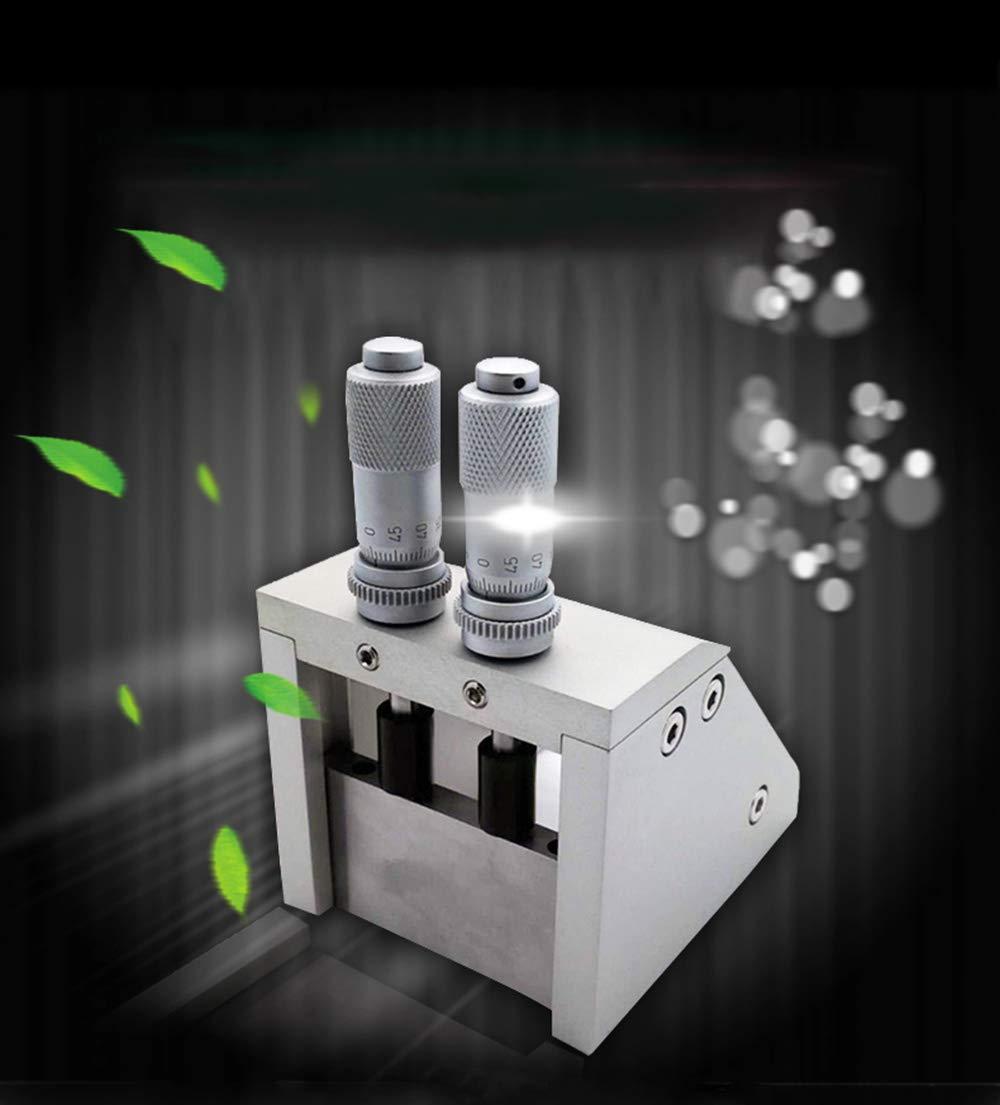 Hanchen Adjustable Film Coater Wet Film Coater Coating Applicator for 100mm Thickness 0-3500um KTQ-II High Accuracy +/-2um