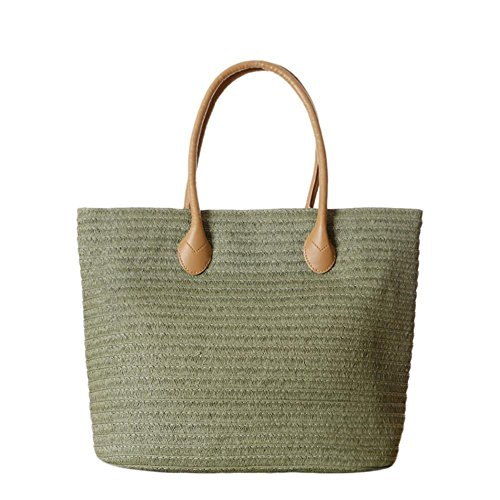 caqui Bolso mujer Verde para hombro verde al Leo565Tom 1SzqwYq
