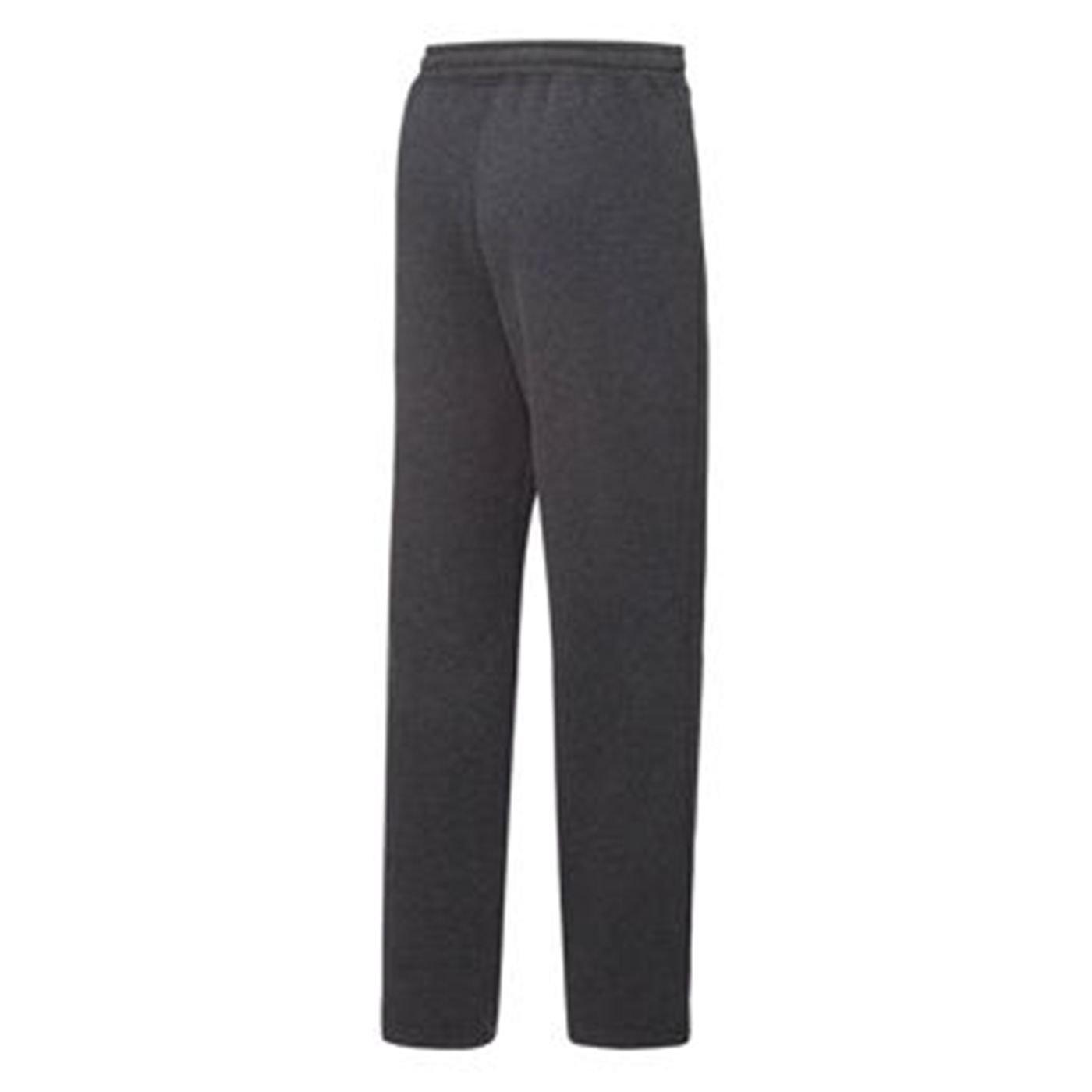 40f356cb9741 Amazon.com  Puma Men s Fleece Pant-Dark Gray