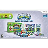 Skylanders SWAP Force Super Bundle Pack For Nintendo Wii