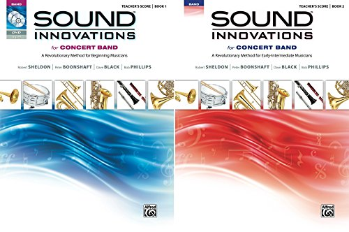 Sound Innovations Series for Band (2 Book Series)