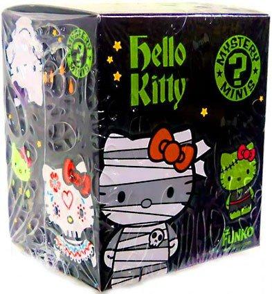 Halloween Mini Figure - Funko Hello Kitty HALLOWEEN Mini Vinyl Figure Mystery PACK [1 Random Figure]