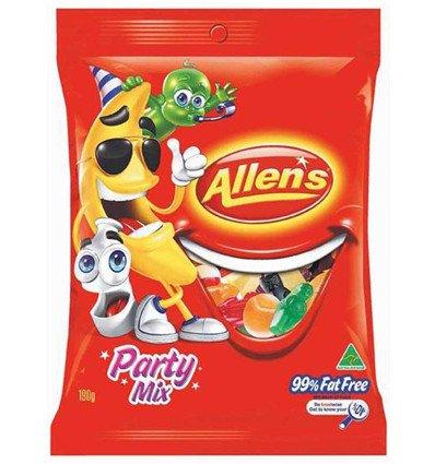 Allens Party Mix (Australian Candy)