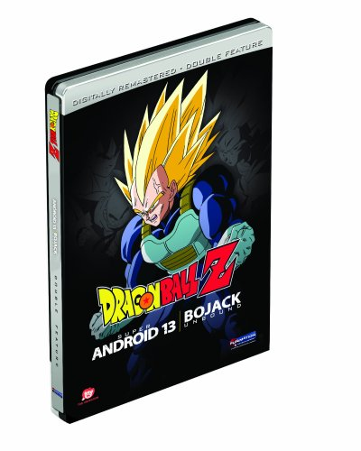 DragonBall Z Double Feature: Super Android 13/Bojack Unbound  (Steelbook) by Funimation